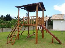 PLAYGROUNDS E PARQUES INFANTIS